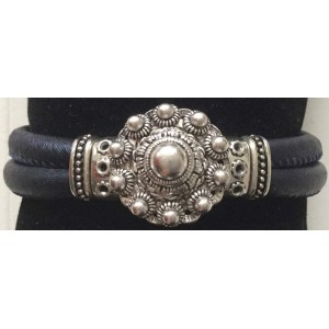 A armband Zeeuwse knop blauw.