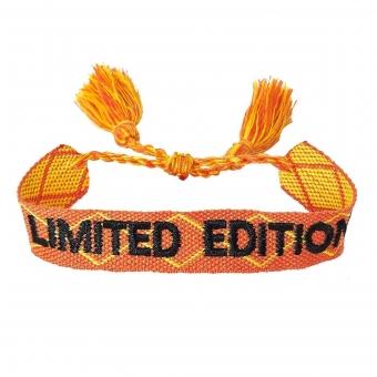 Armbandje limited edition geel.