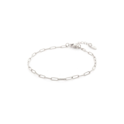 Armband 2611 zilver.