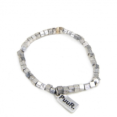 Stoere PUUR armband 2.