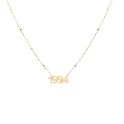 Ketting 1994 goud.