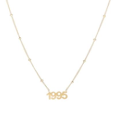 Ketting 1995 goud.