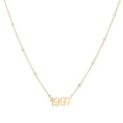 Ketting 1997 goud.