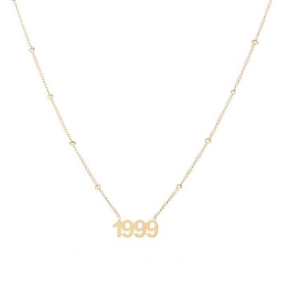 Ketting 1999 goud.
