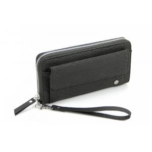 Portemonnee met vakje zwart.