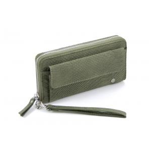 Portemonnee met vakje groen.