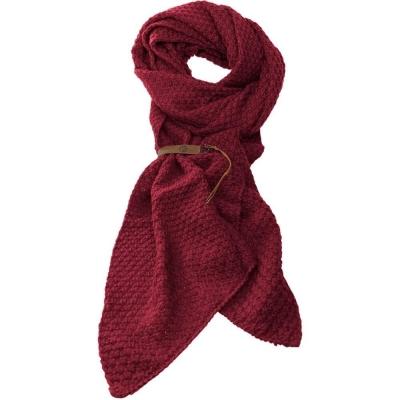 Sjaal Bo Bordeaux.