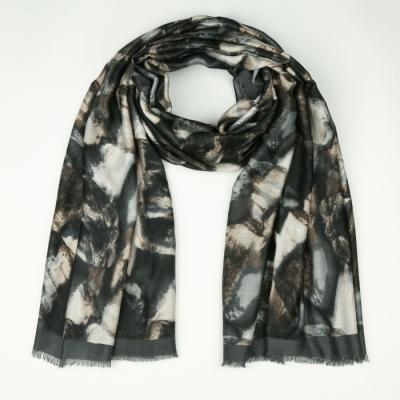 Sjaal 723 grey.