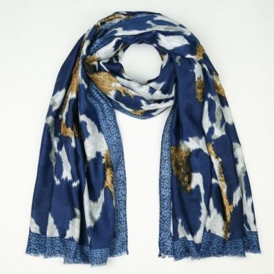 Sjaal 722 blue.