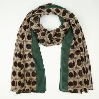 Sjaal 742 green.