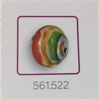 Bedel glaskraal regenboog.
