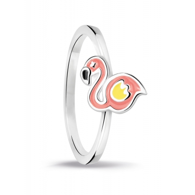 Ring flamingo.