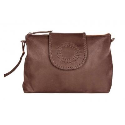 Chabo Bags Ladies Bag bruin.