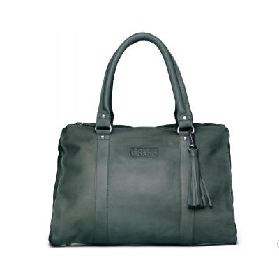 Chabo Bags Kit's Classic groen.