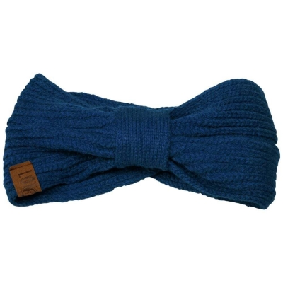Haarband Maud Donkerblauw.