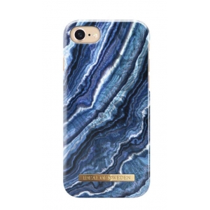 Hoesje Indigo Swirl iPhone 6/7/8s.