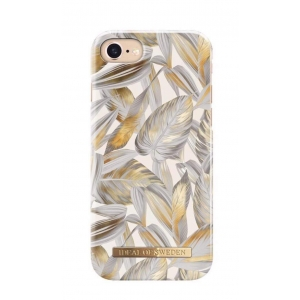 Hoesje Platinum Leaves iPhone 6/7/8s.