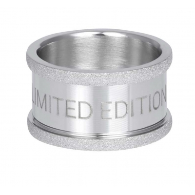 Basis ring Limited Edition zilver 12 mm.