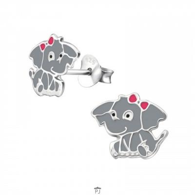 Oorknopjes olifantje.