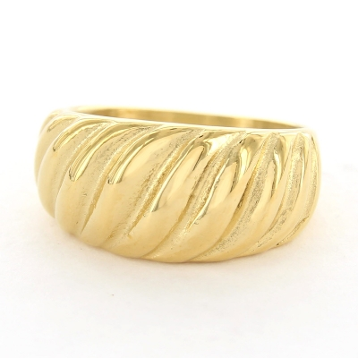 KalliKalli ring breed 1 goud.