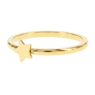KalliKalli ring ster goud.