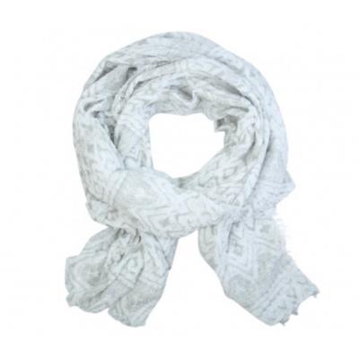Sjaal Clio grijs.